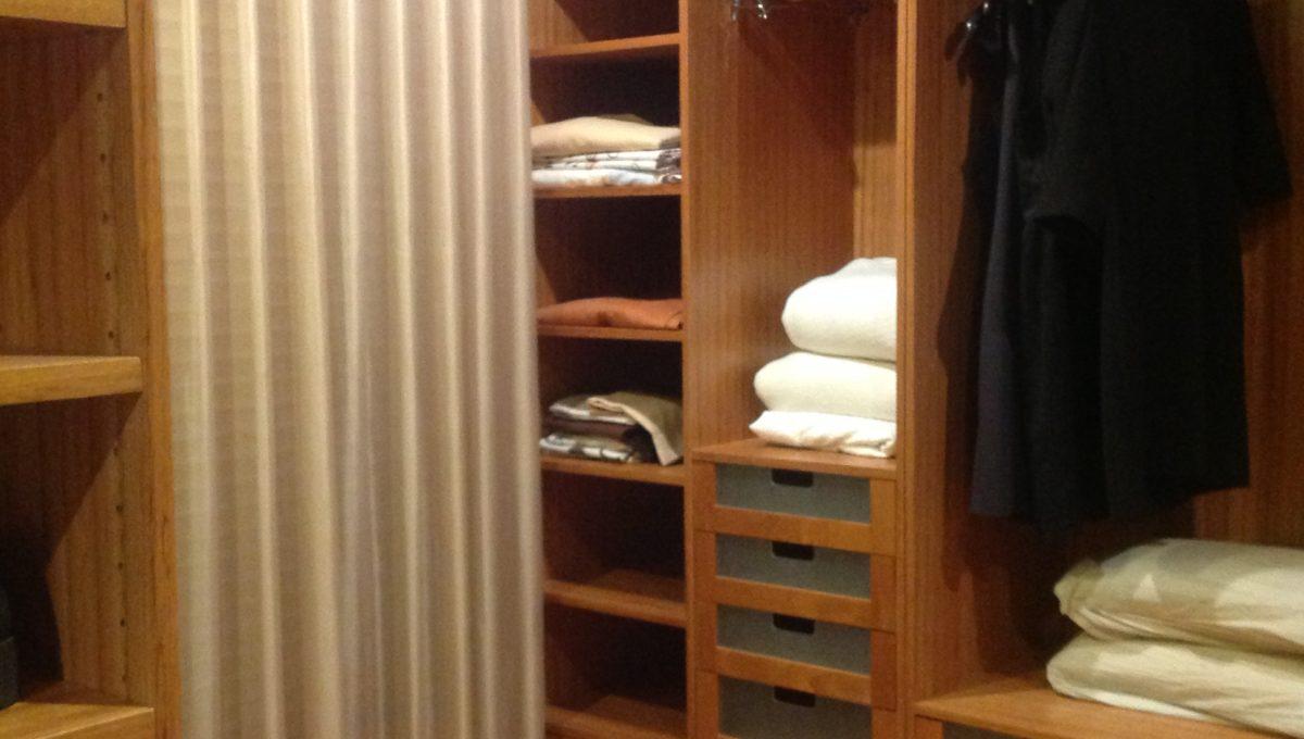 Suite RC nascente closet